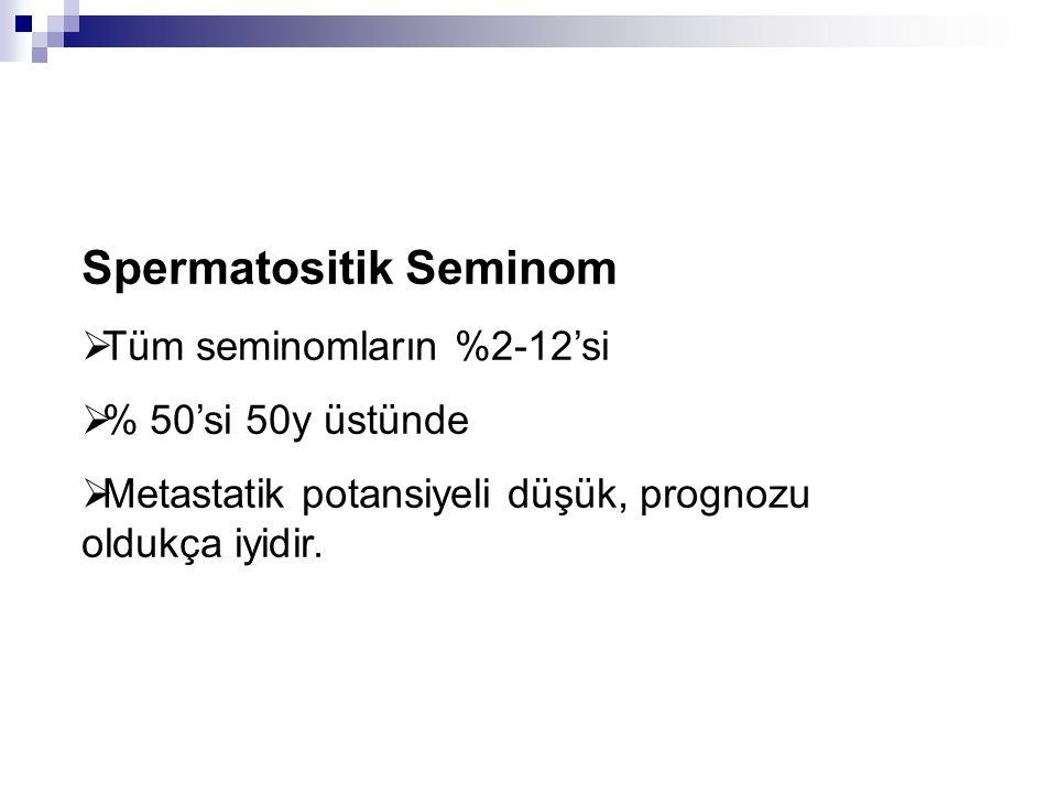 Spermatositik Seminom