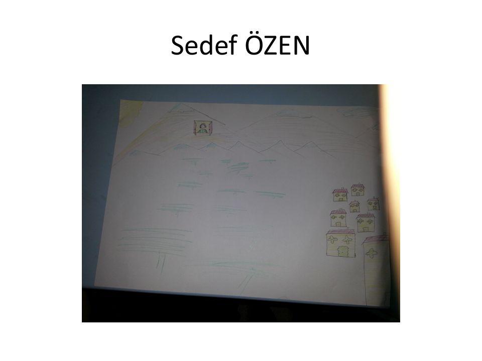 Sedef ÖZEN