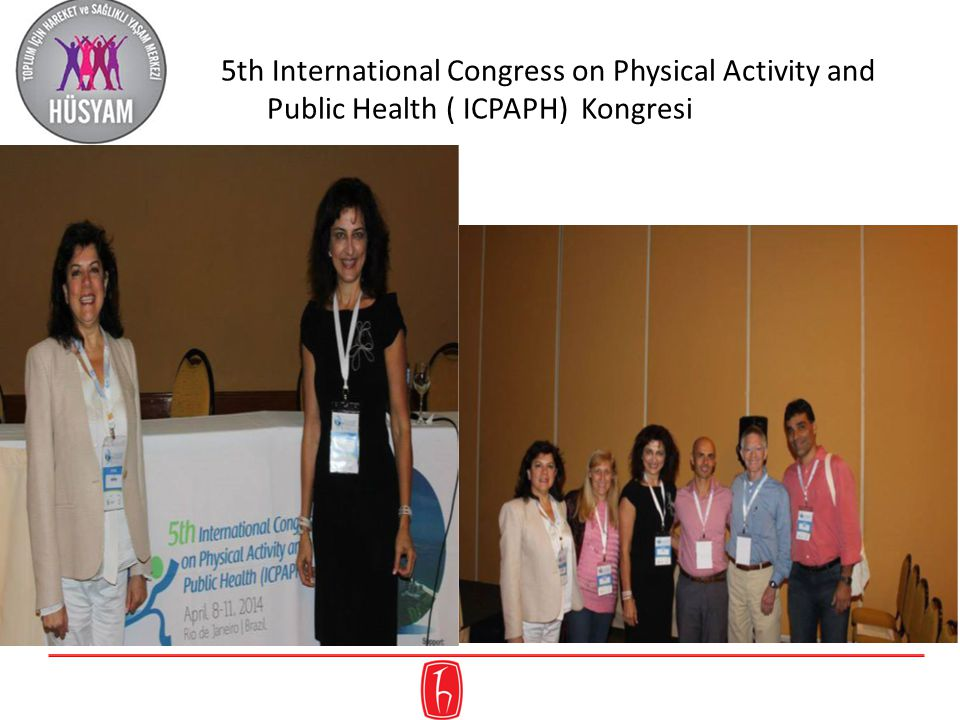 5th International Congress on Physical Activity and Public Health ( ICPAPH) Kongresi
