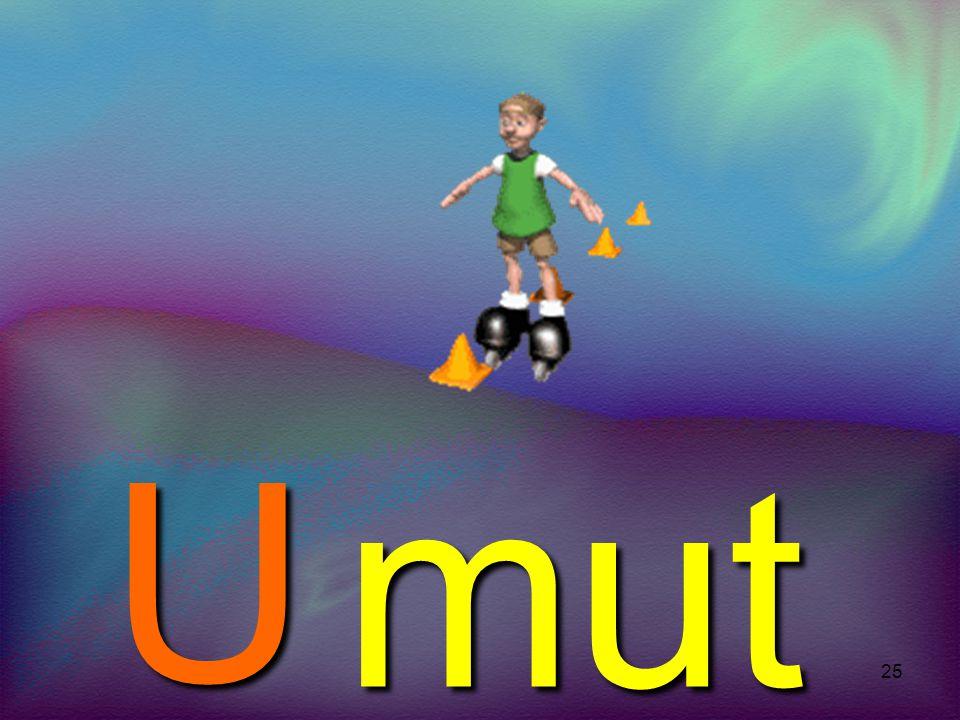 U mut
