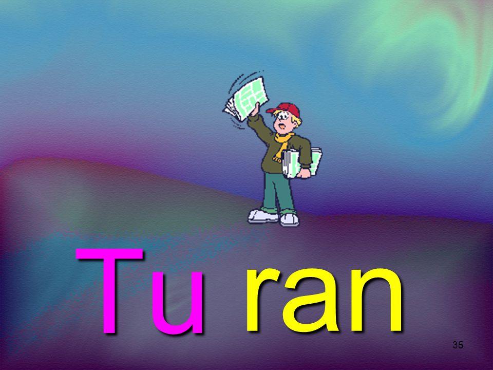 Tu ran