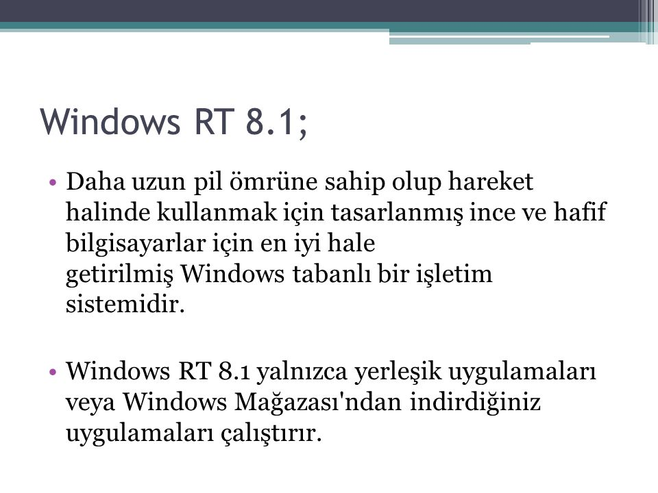 Windows RT 8.1;