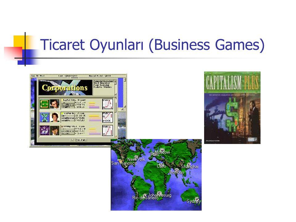 Ticaret Oyunları (Business Games)