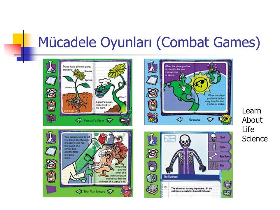 Mücadele Oyunları (Combat Games)