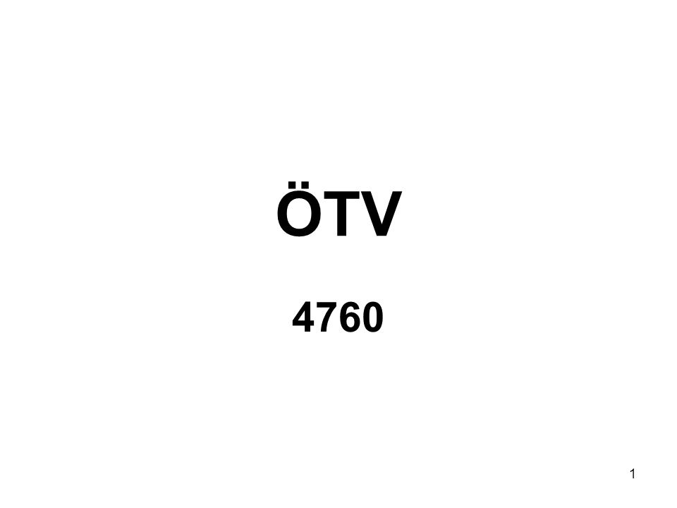 ÖTV 4760