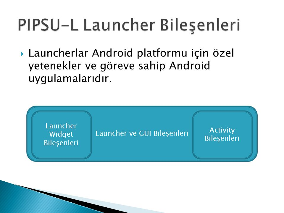 PIPSU-L Launcher Bileşenleri