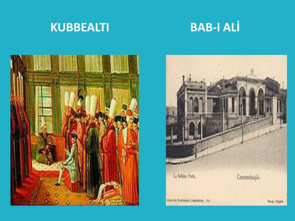 KUBBEALTI BAB-I ALİ
