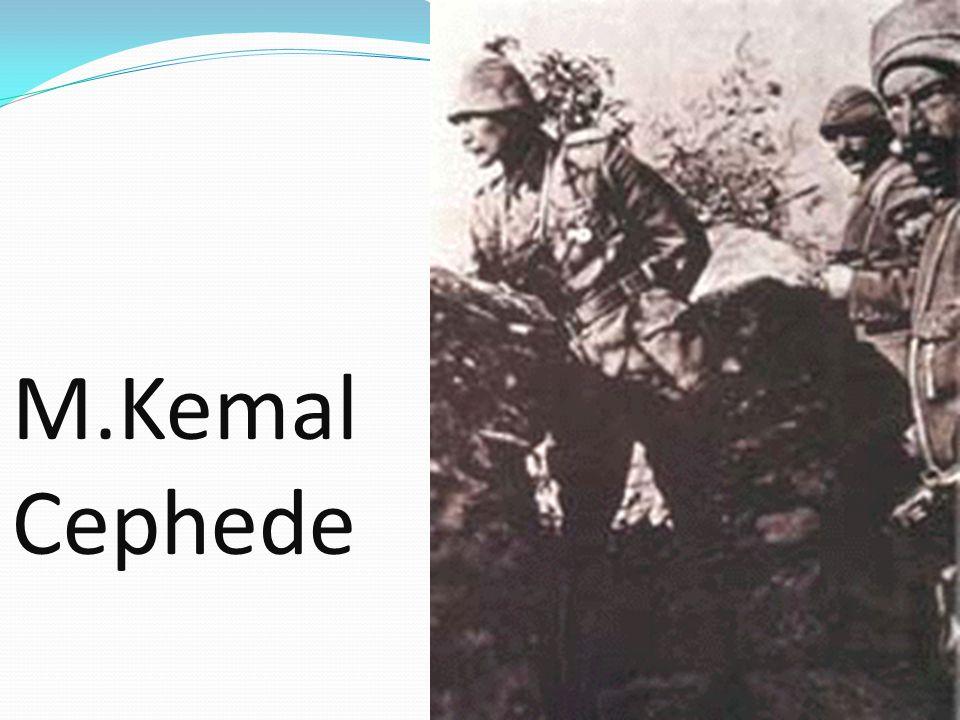 M.Kemal Cephede