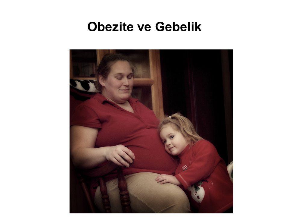 Obezite ve Gebelik