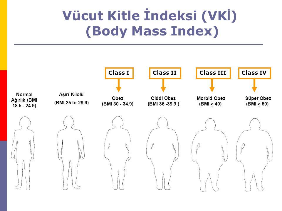 Vücut Kitle İndeksi (VKİ) (Body Mass Index)