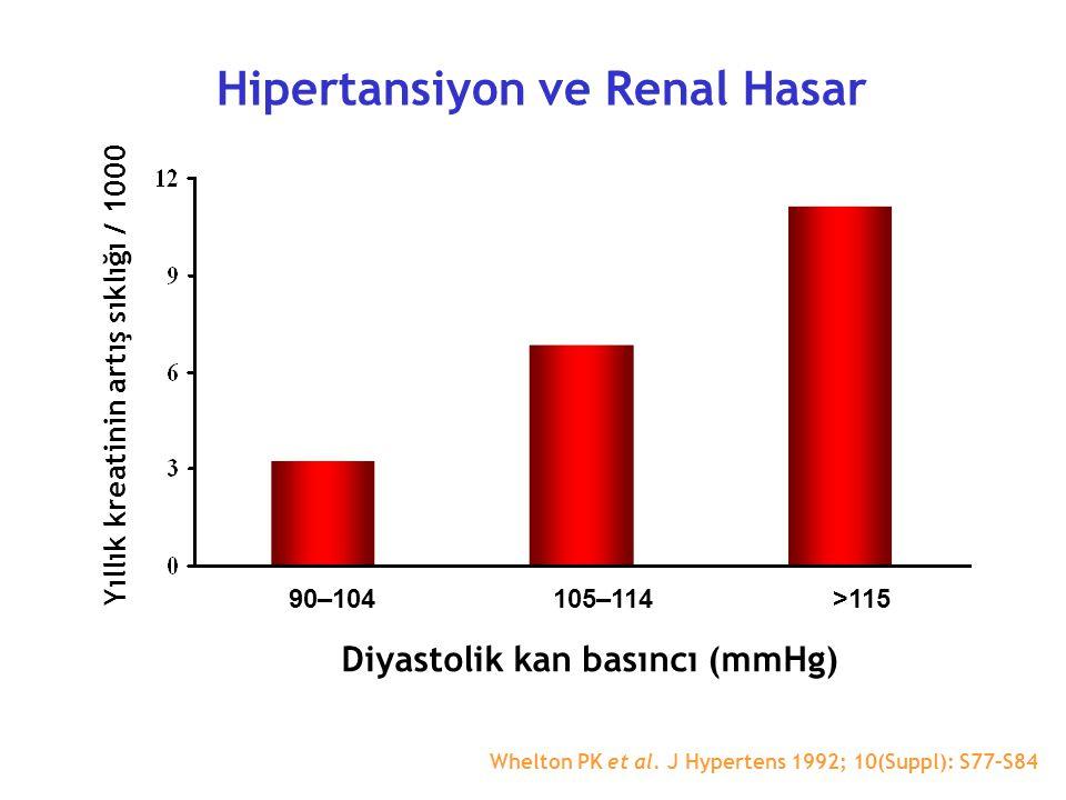 Hipertansiyon ve Renal Hasar