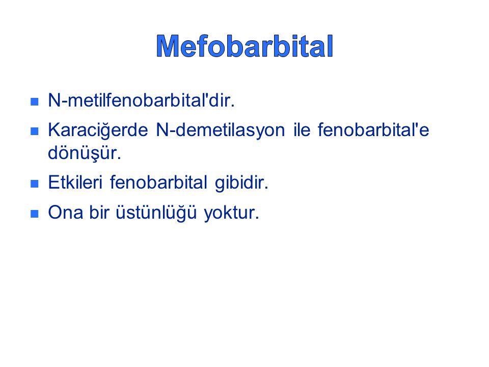 Mefobarbital N-metilfenobarbital dir.