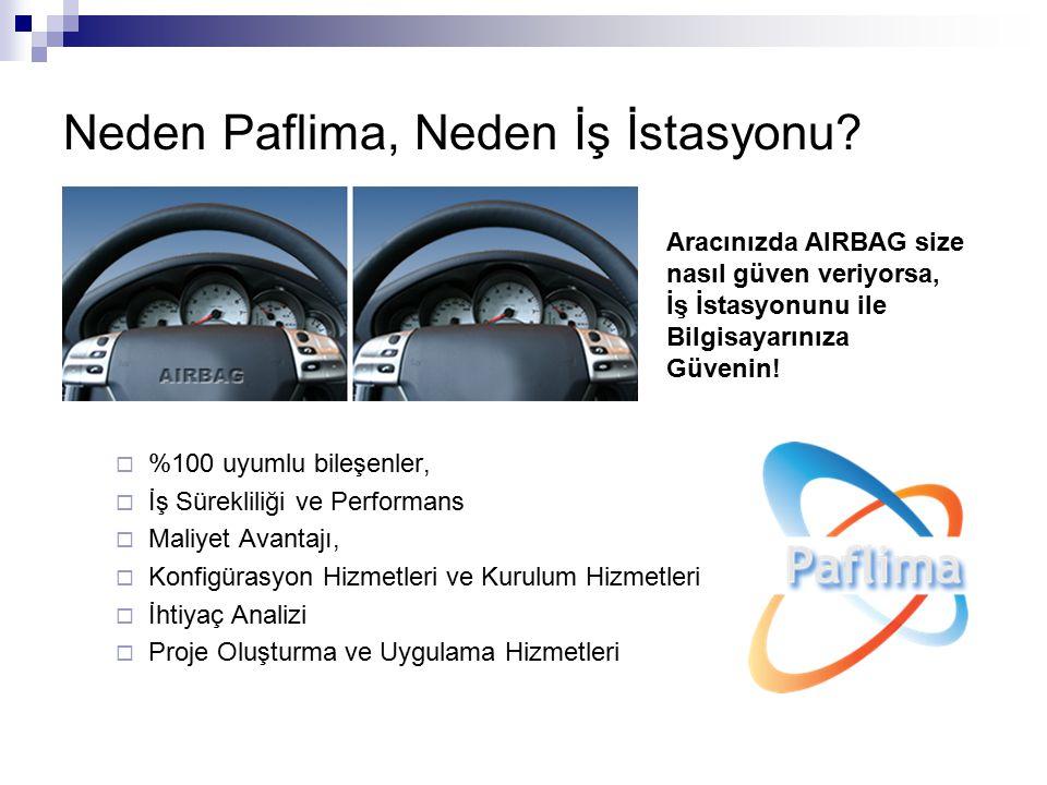 Neden Paflima, Neden İş İstasyonu