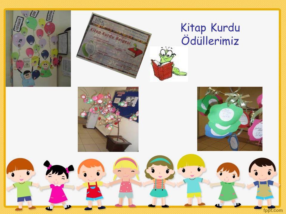 Kitap Kurdu Ödüllerimiz
