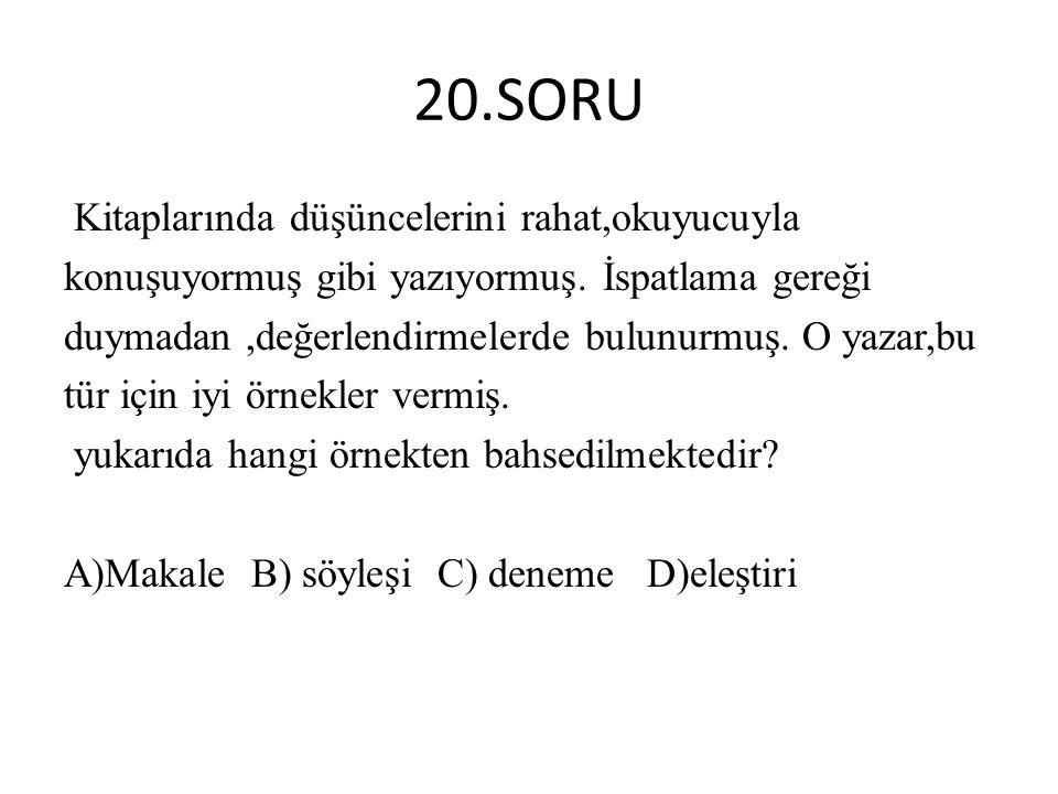 20.SORU