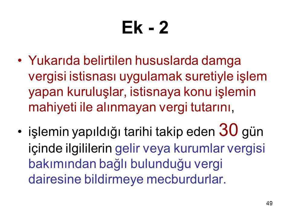 Ek - 2