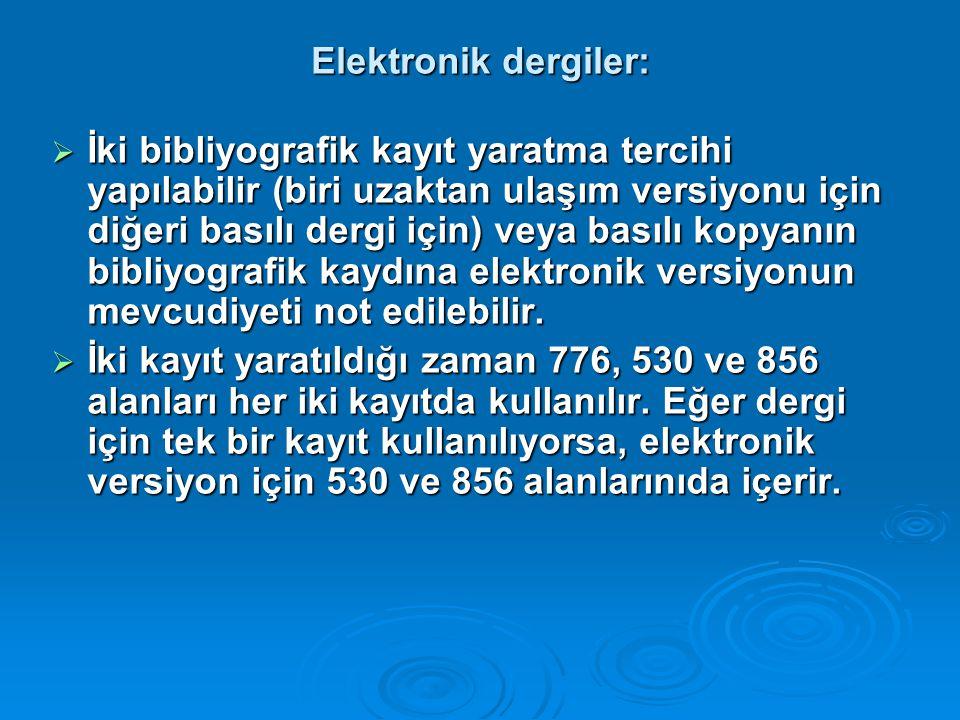 Elektronik dergiler: