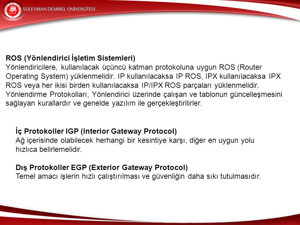 ROS (Yönlendirici İşletim Sistemleri)