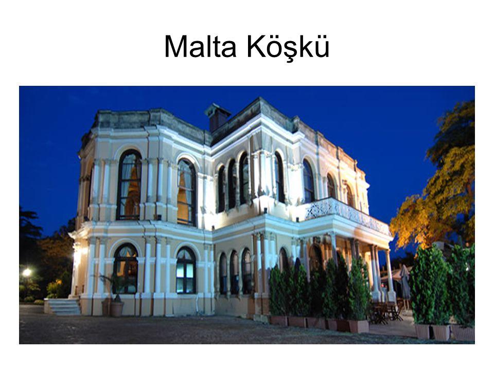 Malta Köşkü