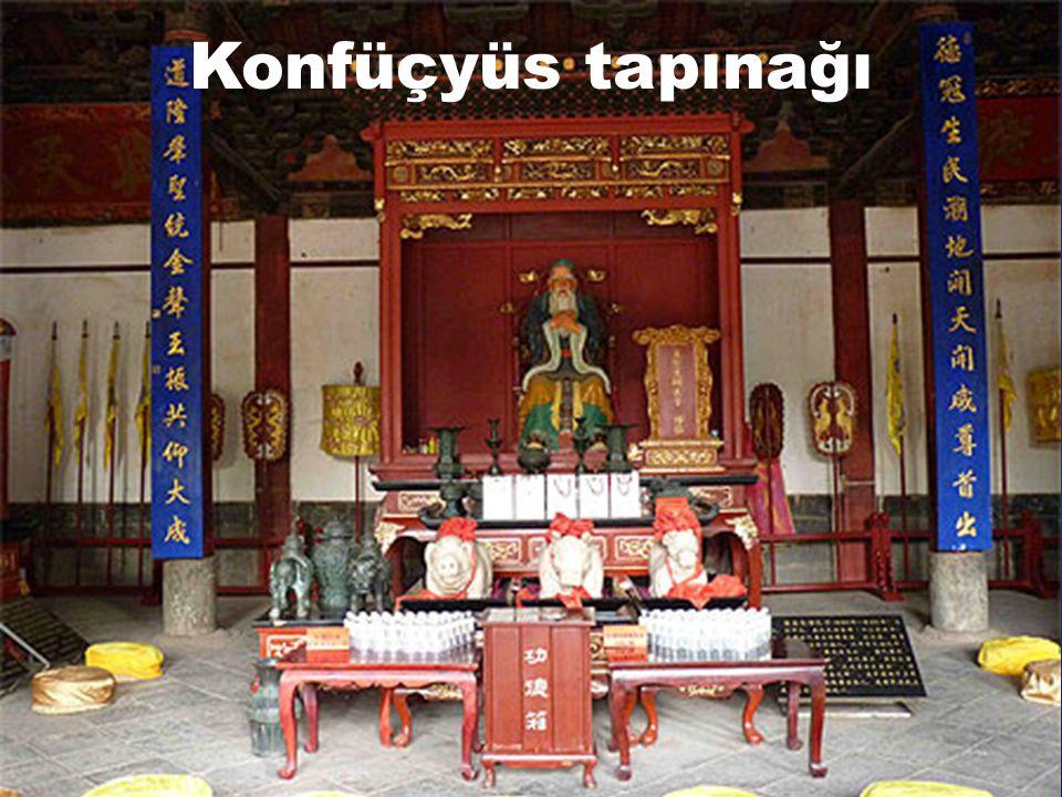 Konfüçyüs tapınağı