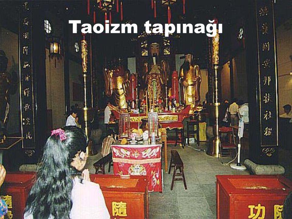 Taoizm tapınağı