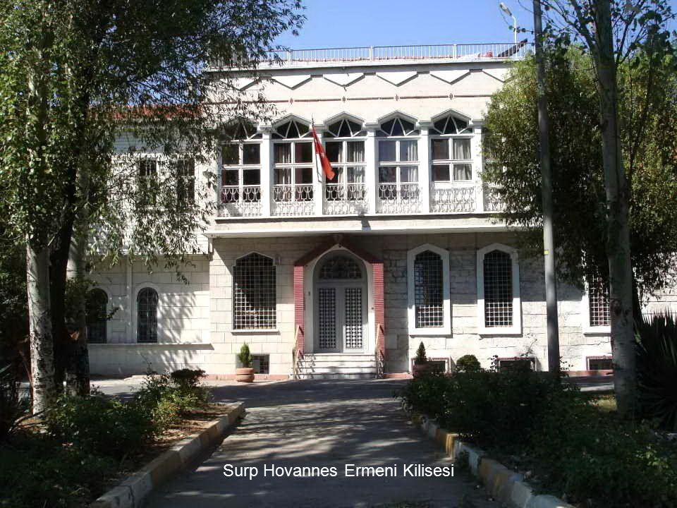Surp Hovannes Ermeni Kilisesi