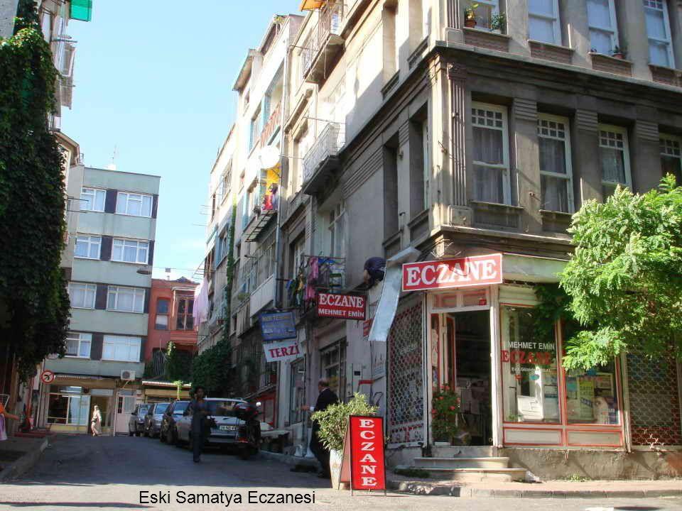 Eski Samatya Eczanesi