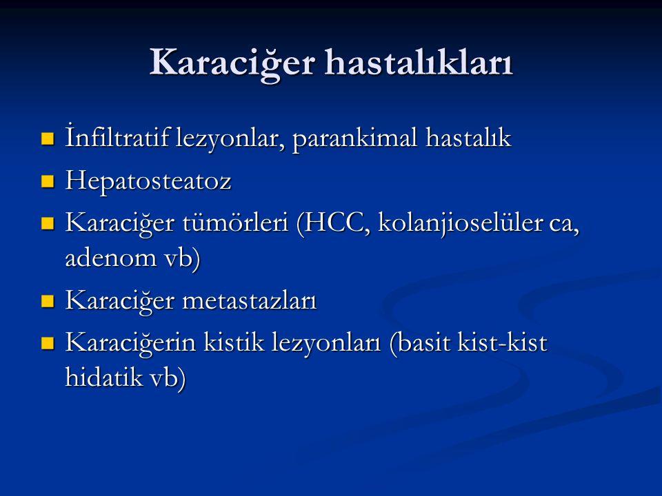 Karaciğer hastalıkları