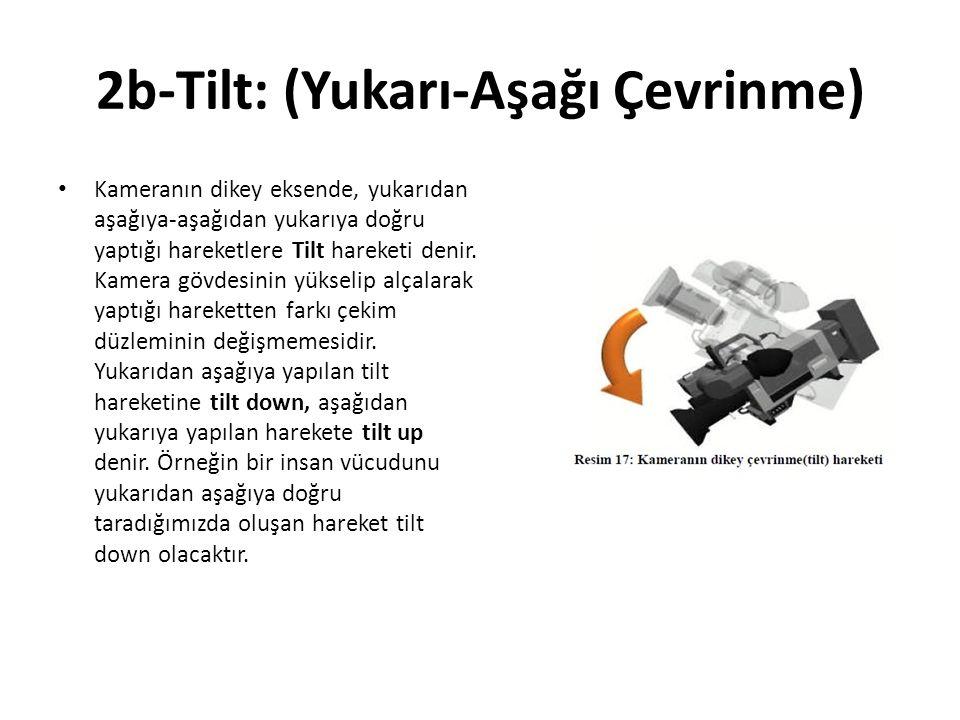 2b-Tilt: (Yukarı-Aşağı Çevrinme)