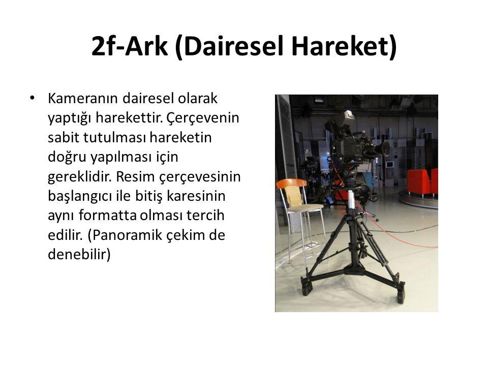2f-Ark (Dairesel Hareket)