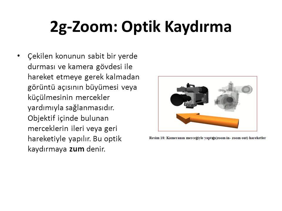 2g-Zoom: Optik Kaydırma