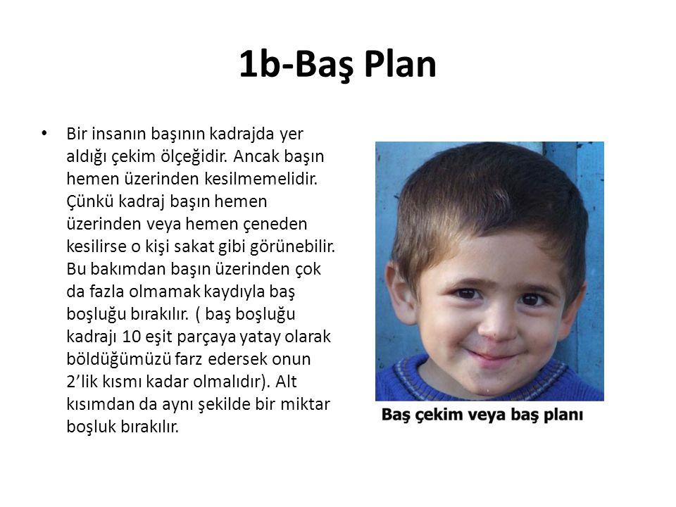 1b-Baş Plan