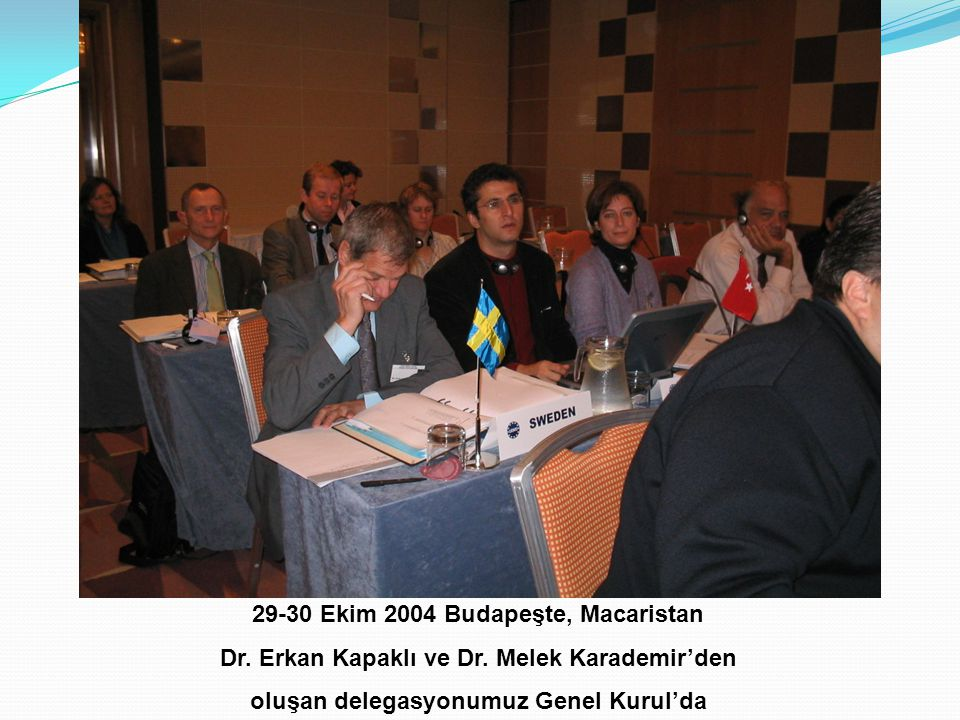 29-30 Ekim 2004 Budapeşte, Macaristan