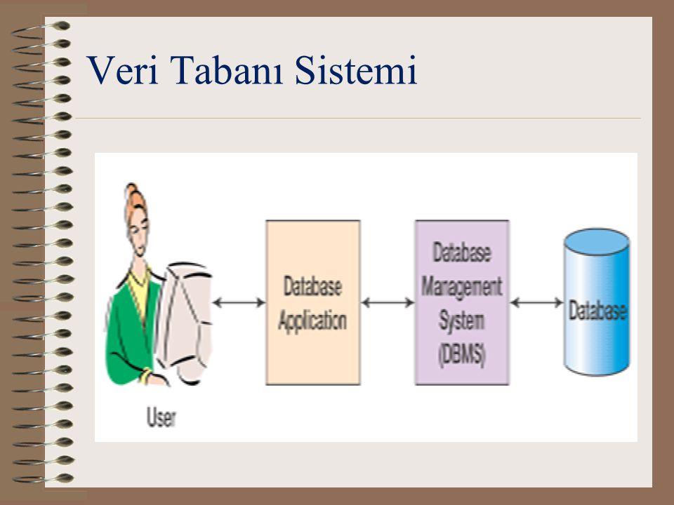 Veri Tabanı Sistemi