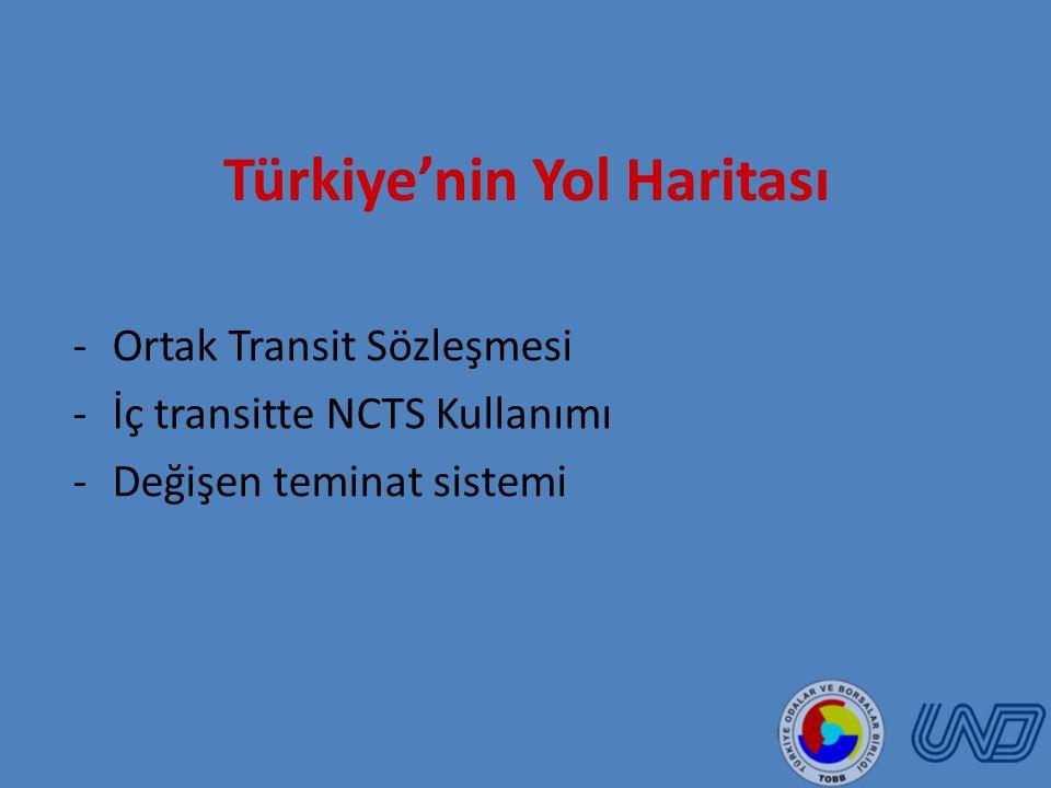 Türkiye'nin Yol Haritası