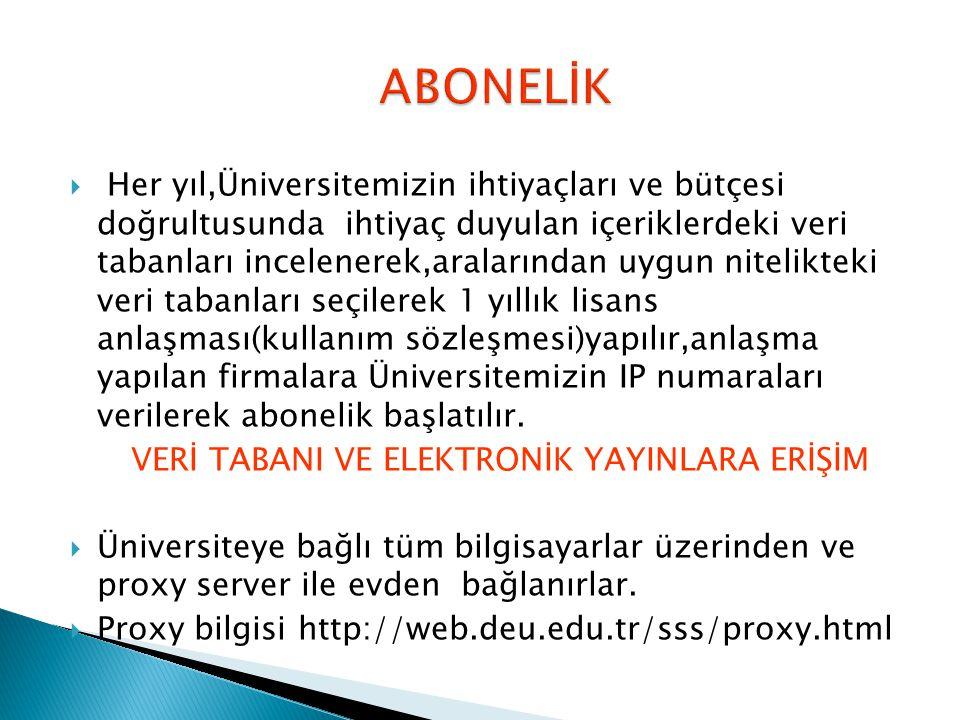 ABONELİK
