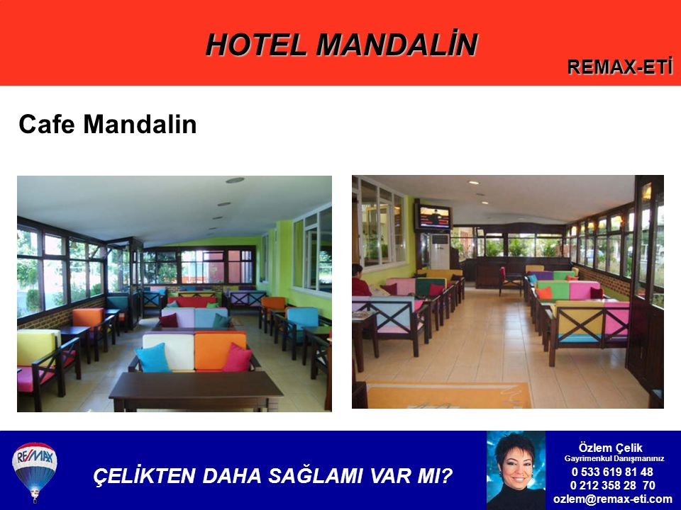 Cafe Mandalin