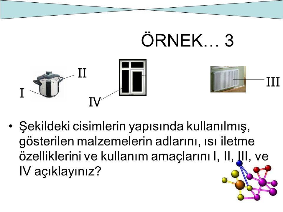 ÖRNEK… 3