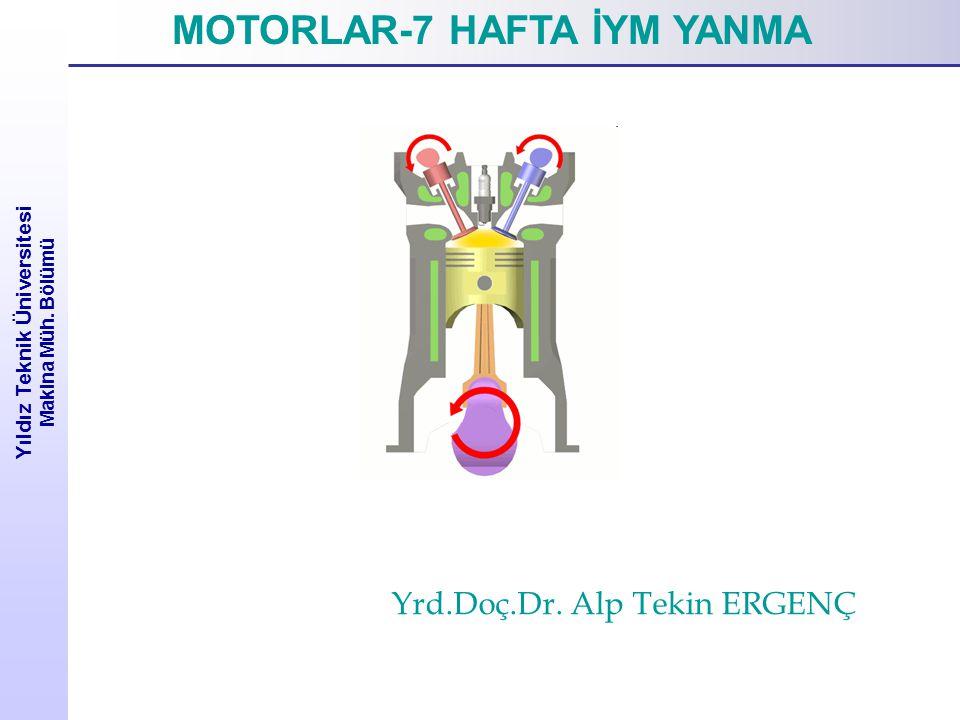 MOTORLAR-7 HAFTA İYM YANMA
