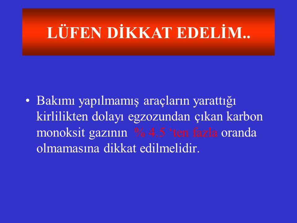 DİKKAT LÜFEN DİKKAT EDELİM..