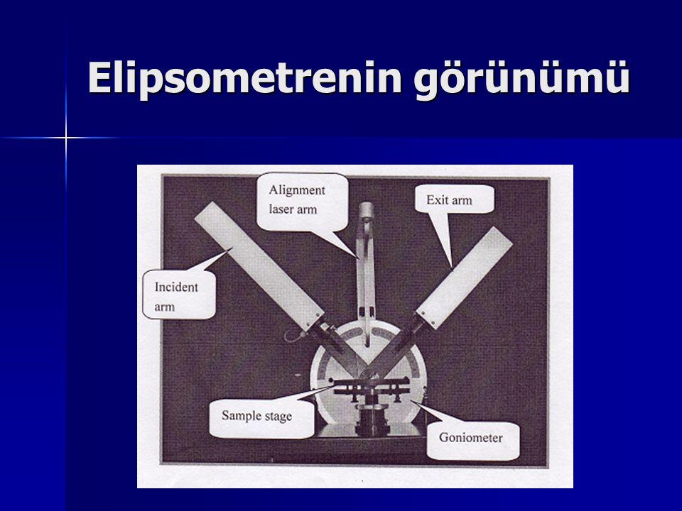 Elipsometrenin görünümü
