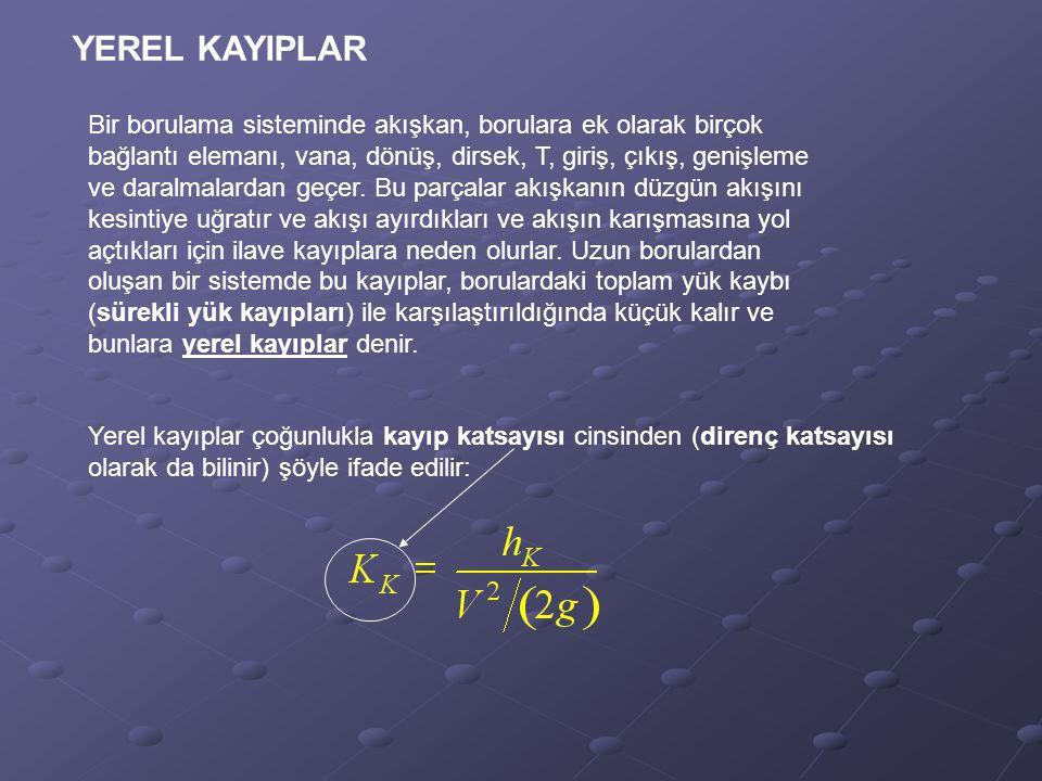 YEREL KAYIPLAR