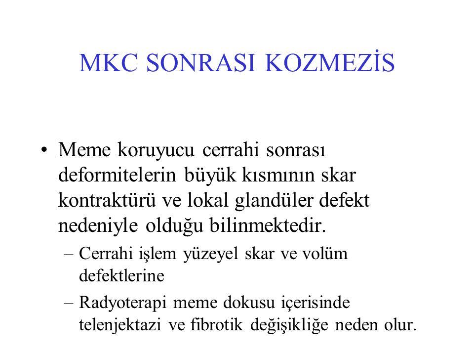 MKC SONRASI KOZMEZİS