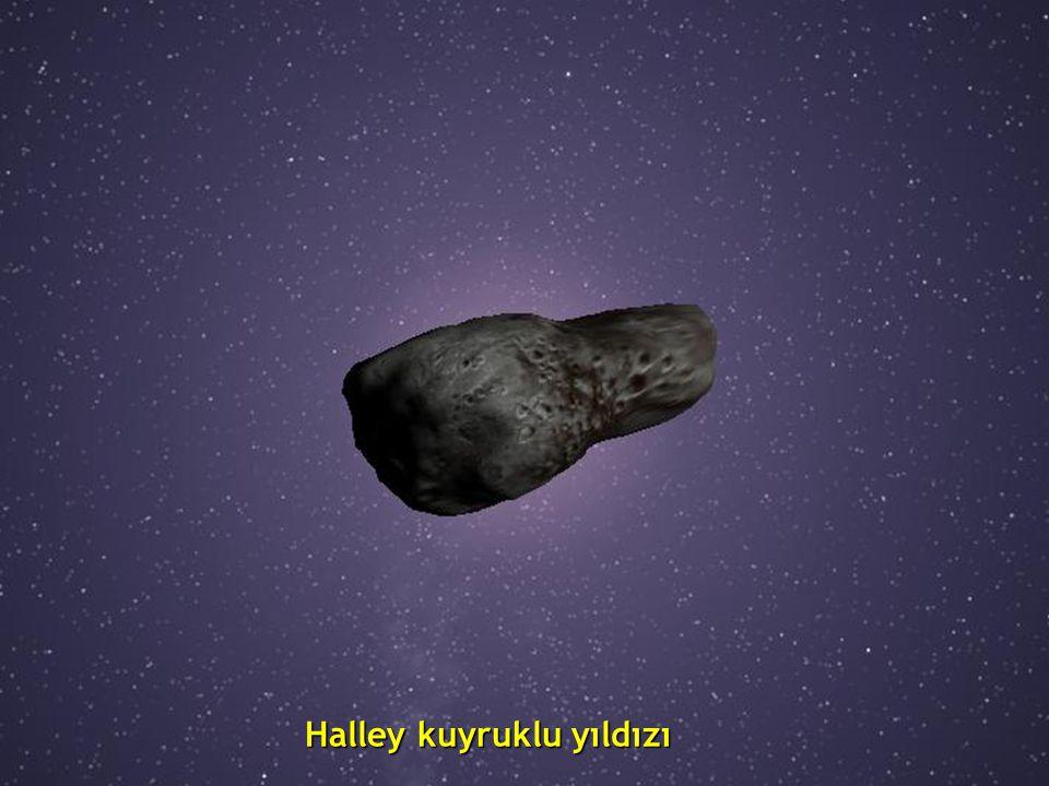Halley kuyruklu yıldızı