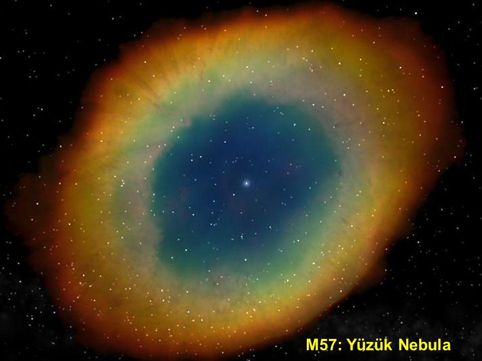 M57: Yüzük Nebula