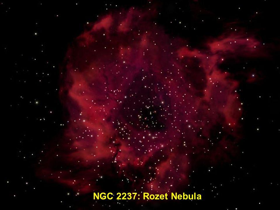 NGC 2237: Rozet Nebula