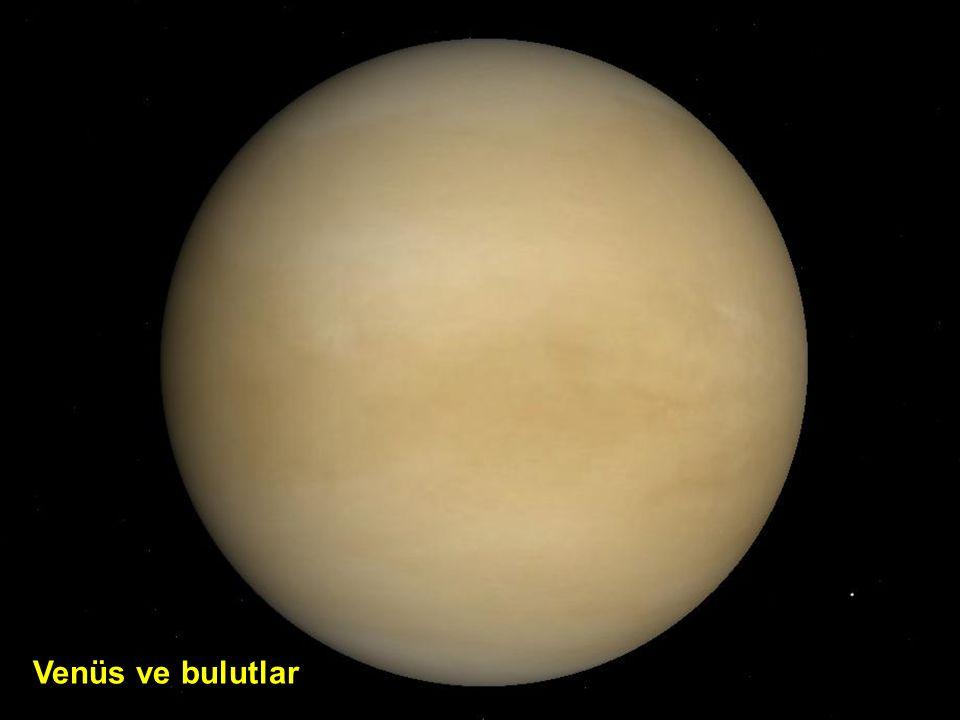 Venüs ve bulutlar