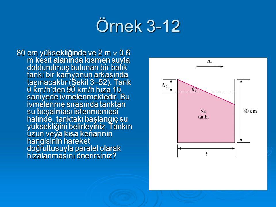 Örnek 3-12