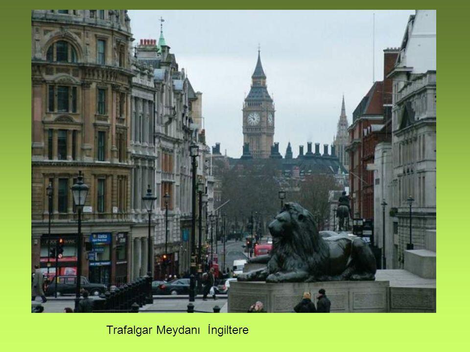 Trafalgar Meydanı İngiltere