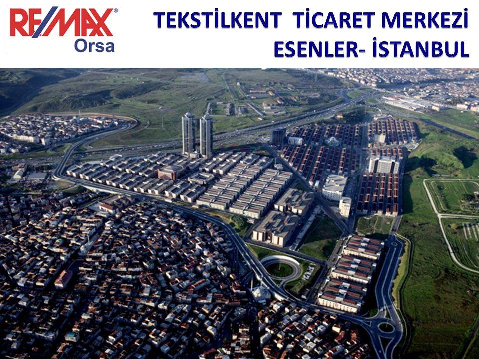 TEKSTİLKENT TİCARET MERKEZİ ESENLER- İSTANBUL